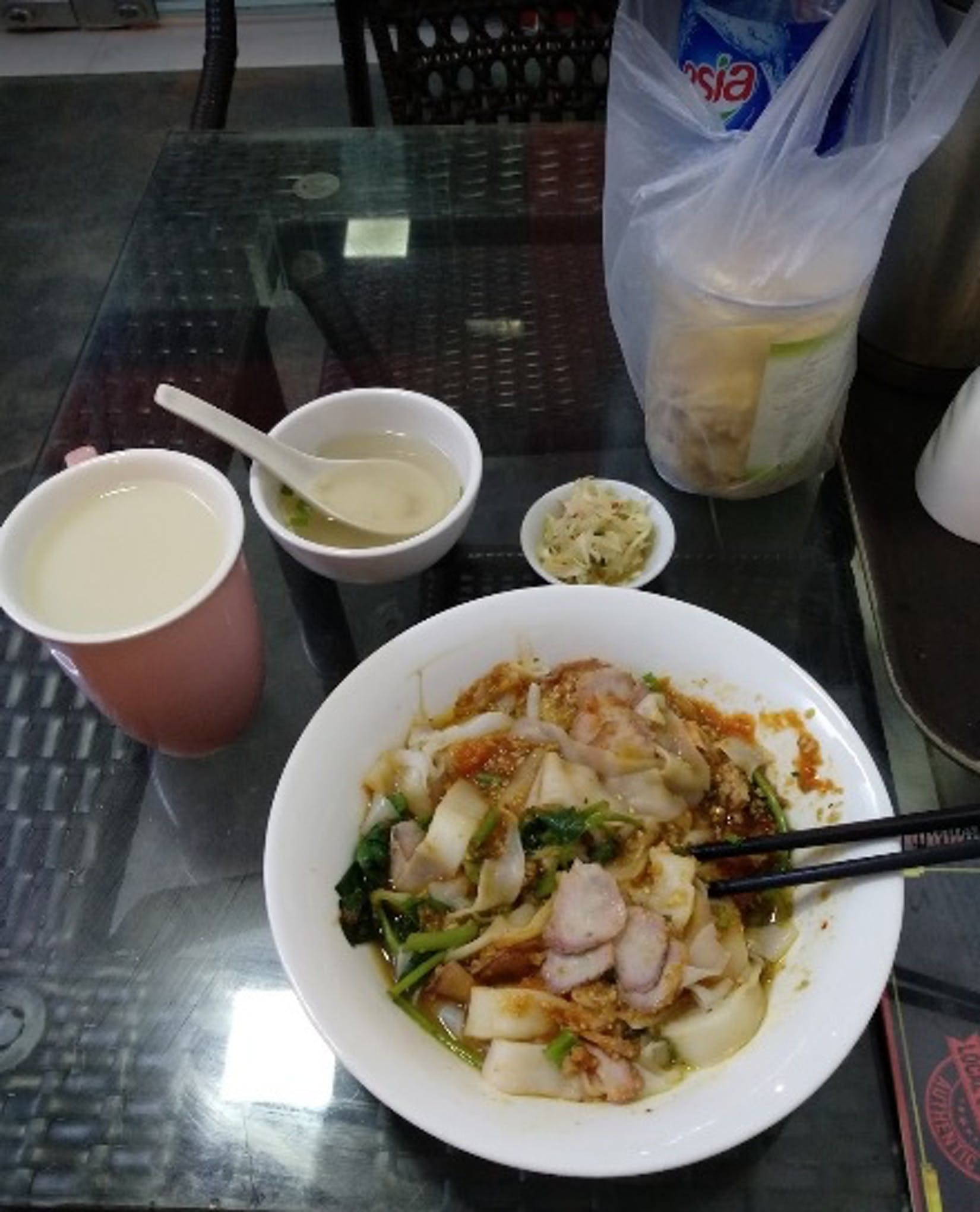 Shan Pyi Mya Khin Shan Noodle | yathar