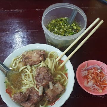 Ngwe Thein Noodle photo by Kyaw Win Shein  | yathar
