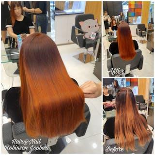 HAIR@NAIL Robinson Lopburi   Beauty