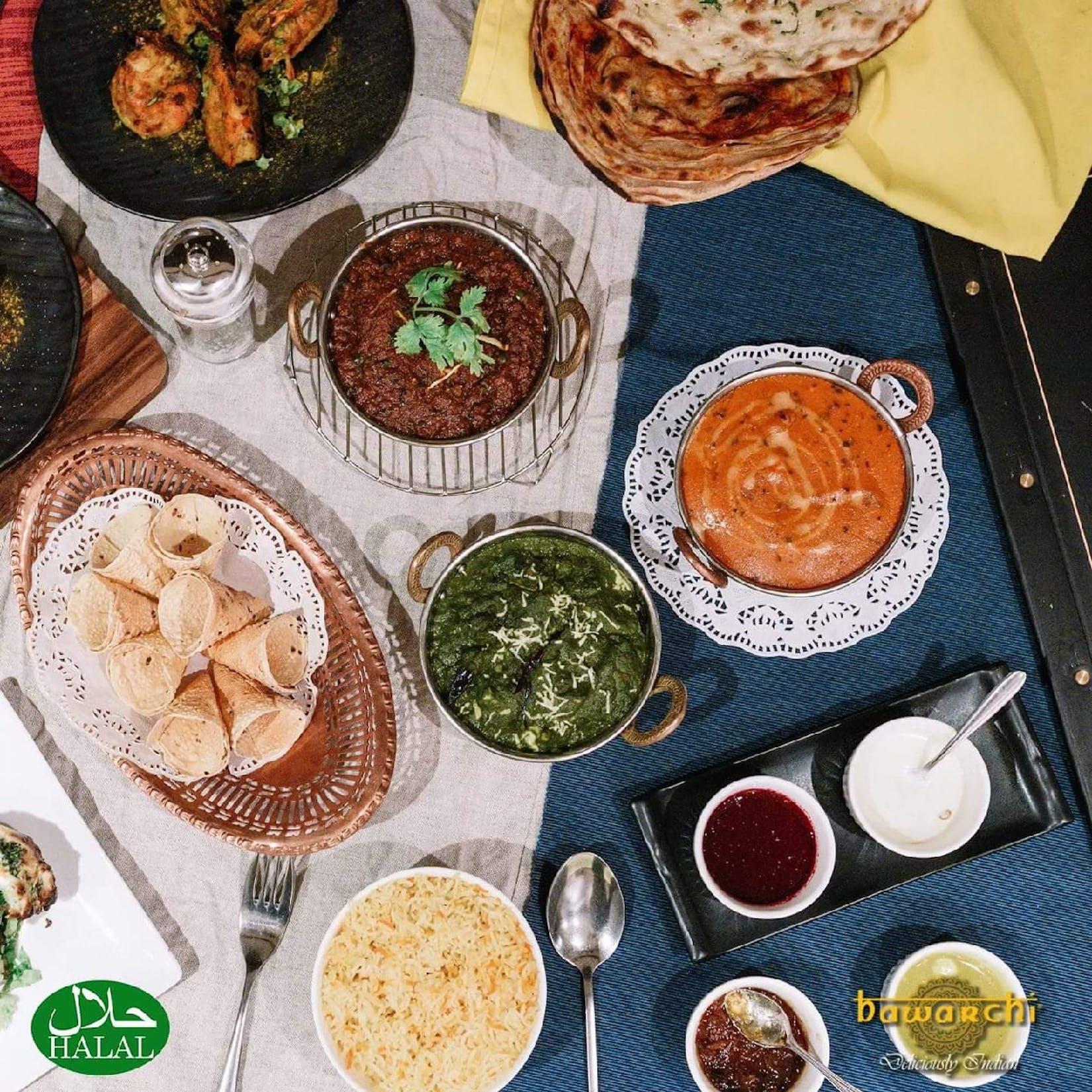 Bawarchi Indian Restaurant | yathar