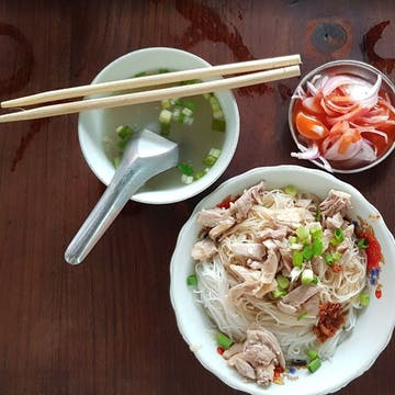 Mickey Mouse Noodle Shop photo by Kyaw Win Shein  | yathar