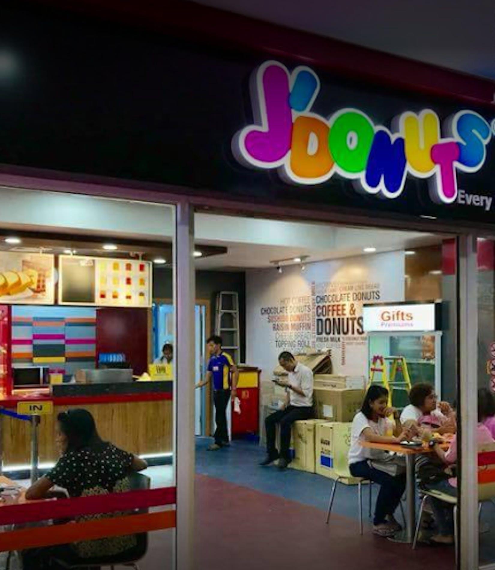 J'Donut | yathar
