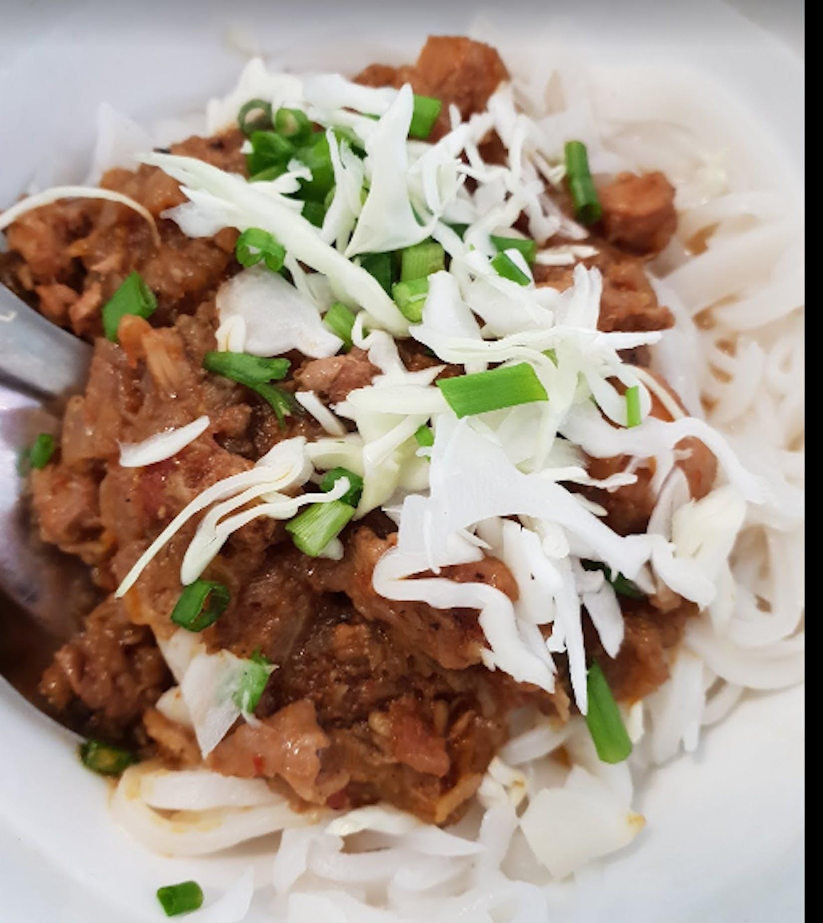 Khemaret Shan Noodles & Traditional Food | yathar