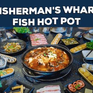 Fisherman's Wharf Hot Pot | yathar