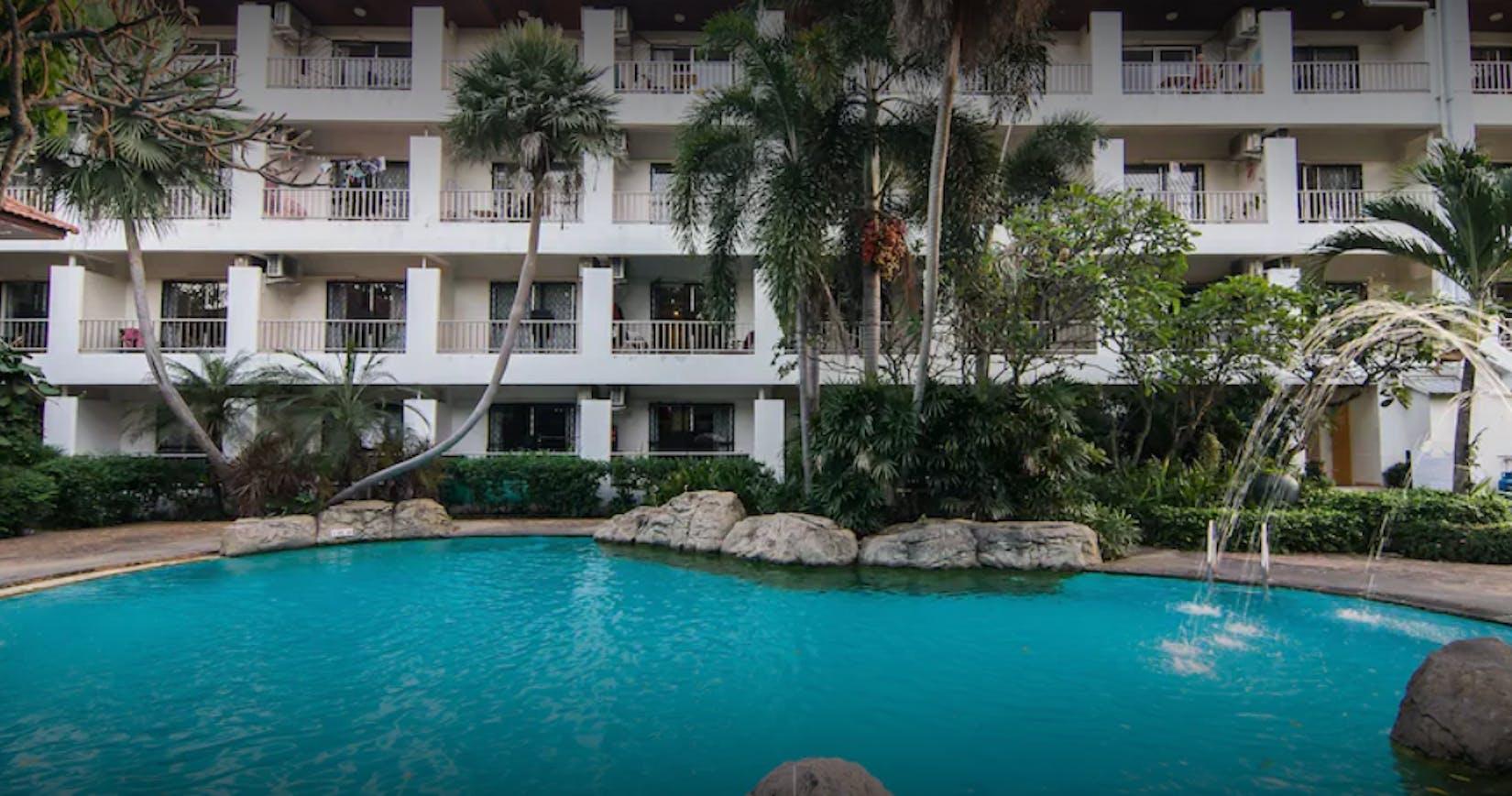 Bella Villa Pattaya 3rd Road   Beauty
