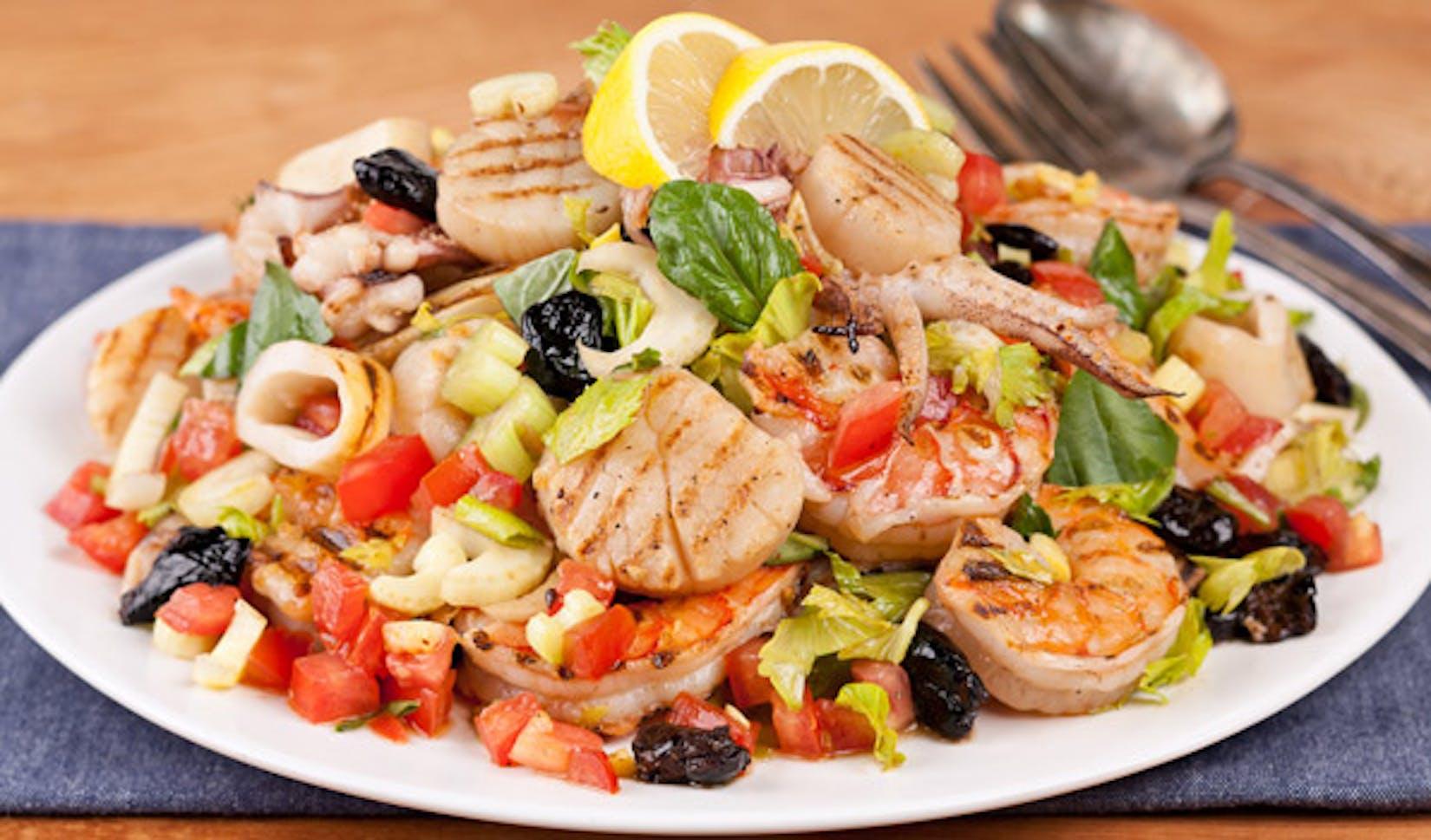 Seafood | yathar