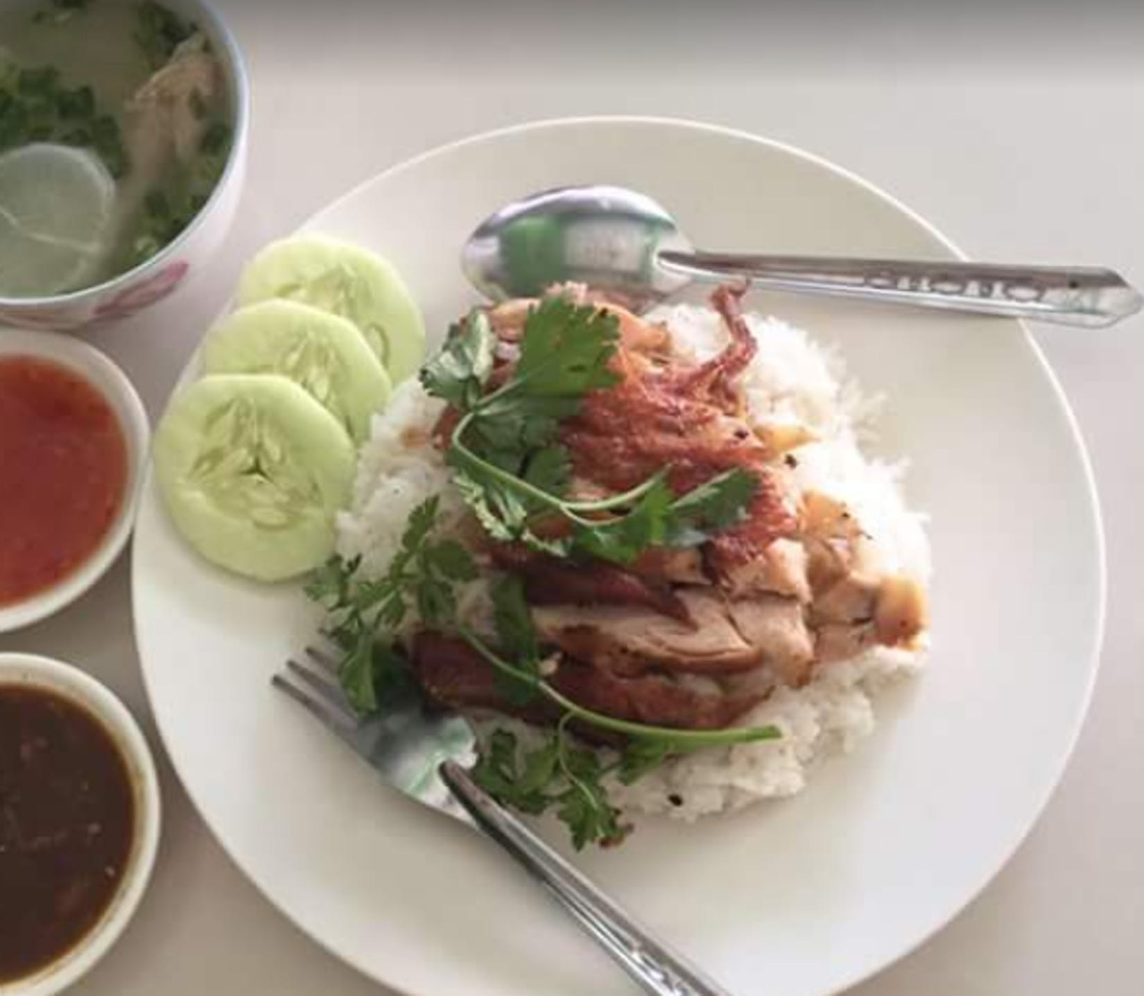 Kone Htet (Chicken Rice) | yathar