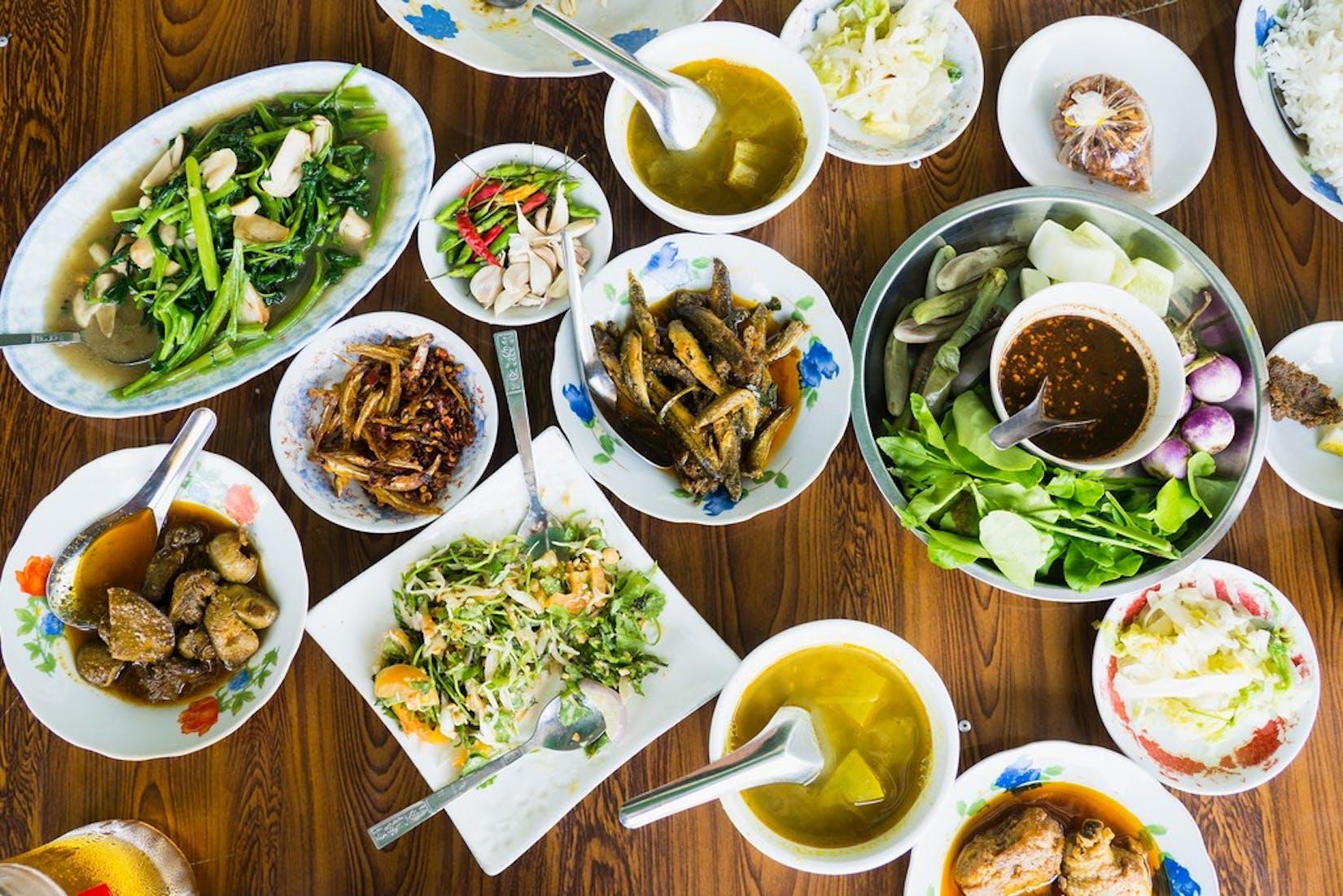 Academy Myanmar Food | yathar