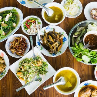 Academy Myanmar Food   yathar