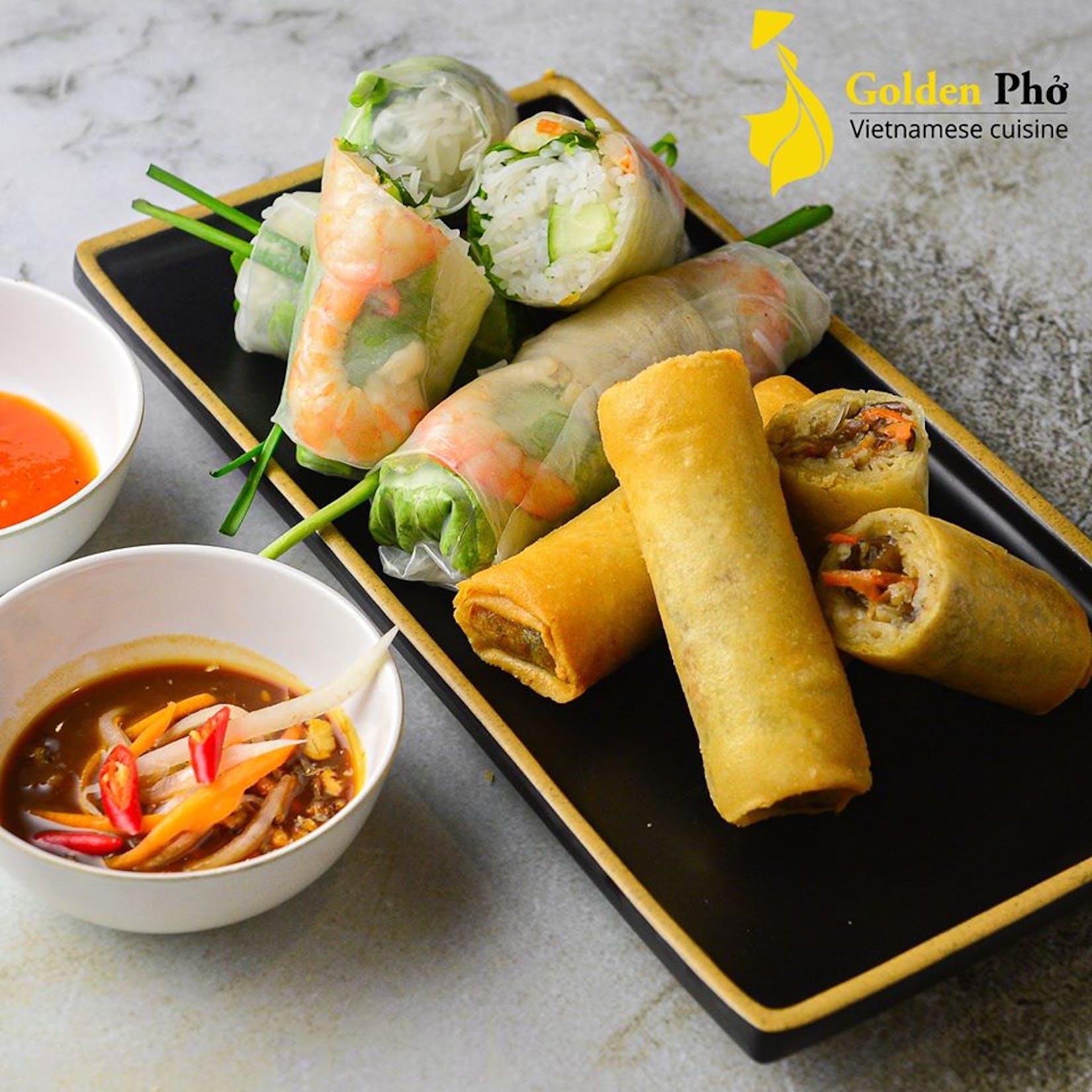 Golden Pho Vietnamese Cuisine | yathar