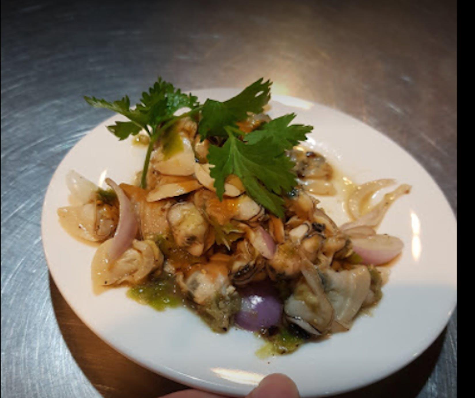 Min Lannn Sea Food (Waizayandar)   yathar