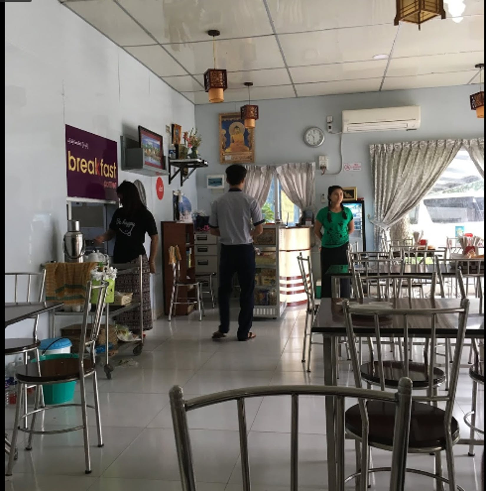 Nann Htike Taw Win Restaurant | yathar