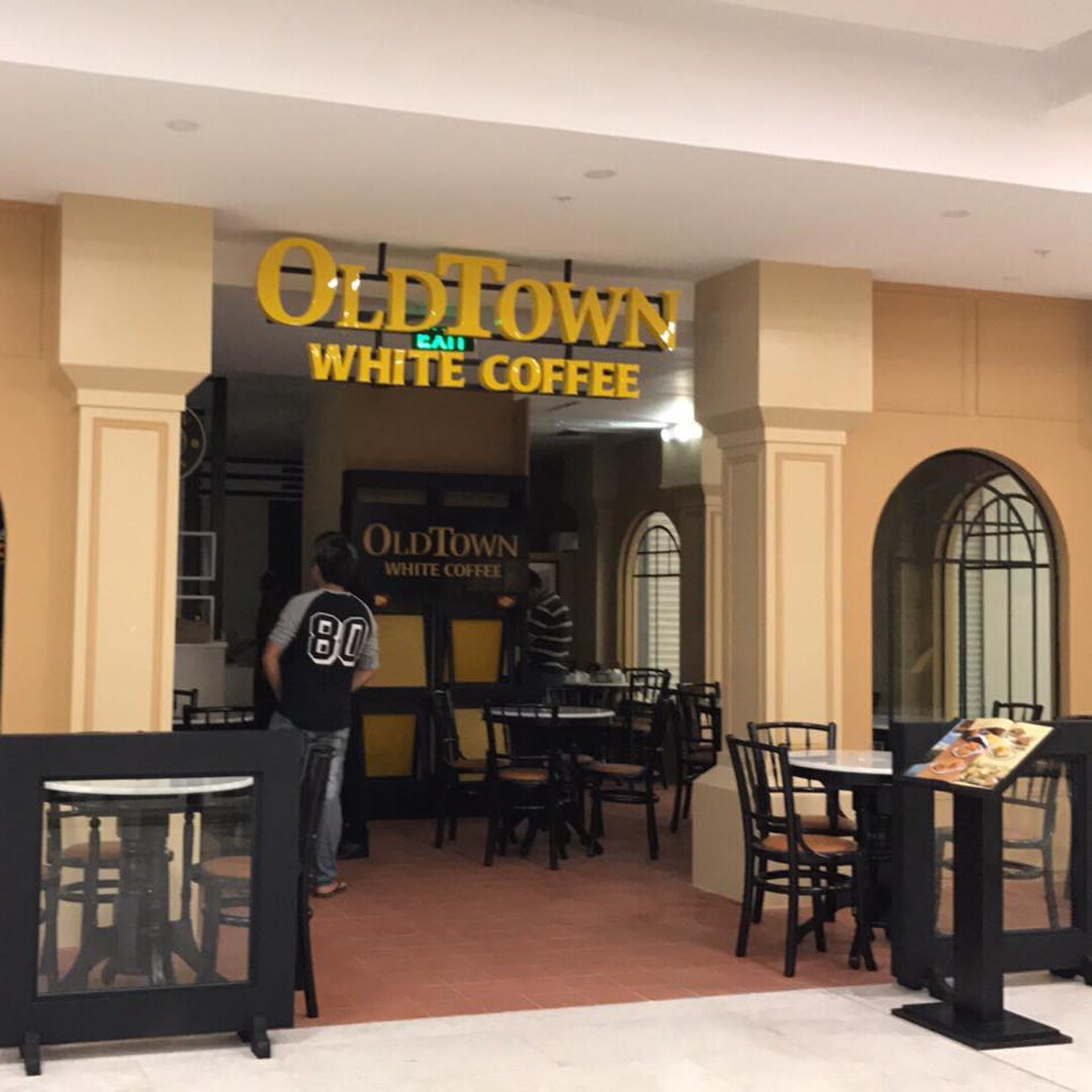Old Town (White Coffee) | yathar