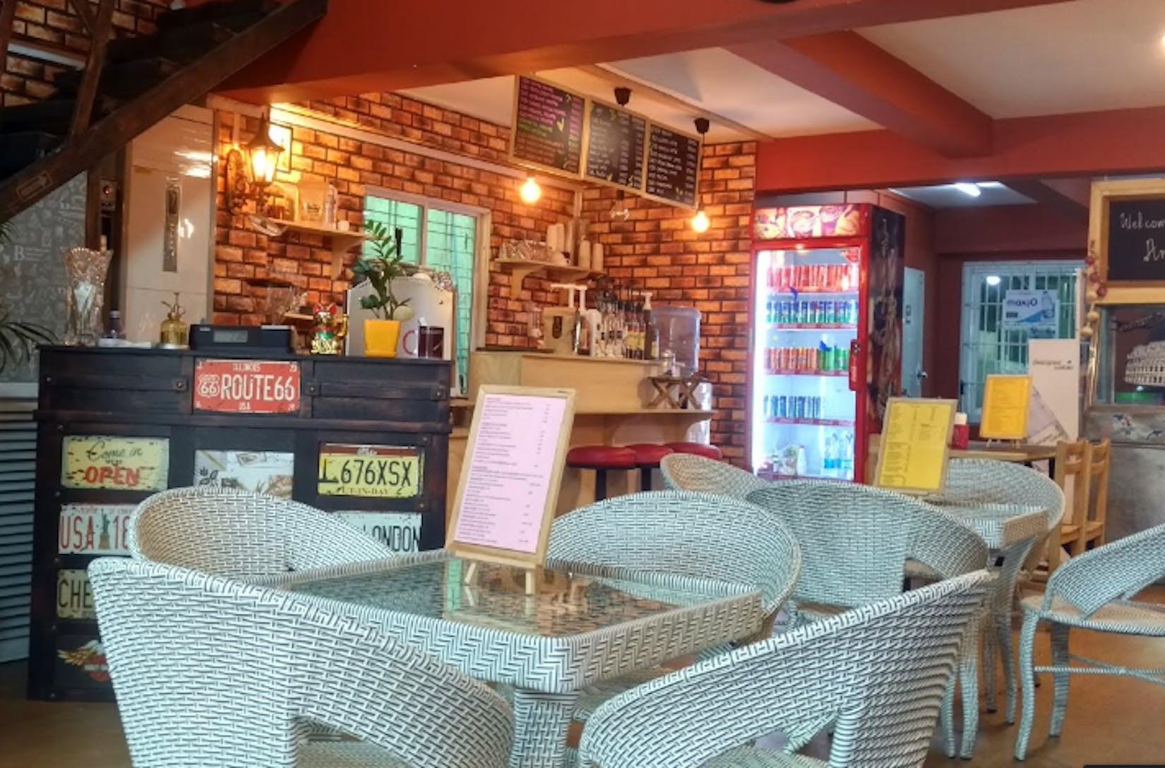 Amari Cafe | yathar
