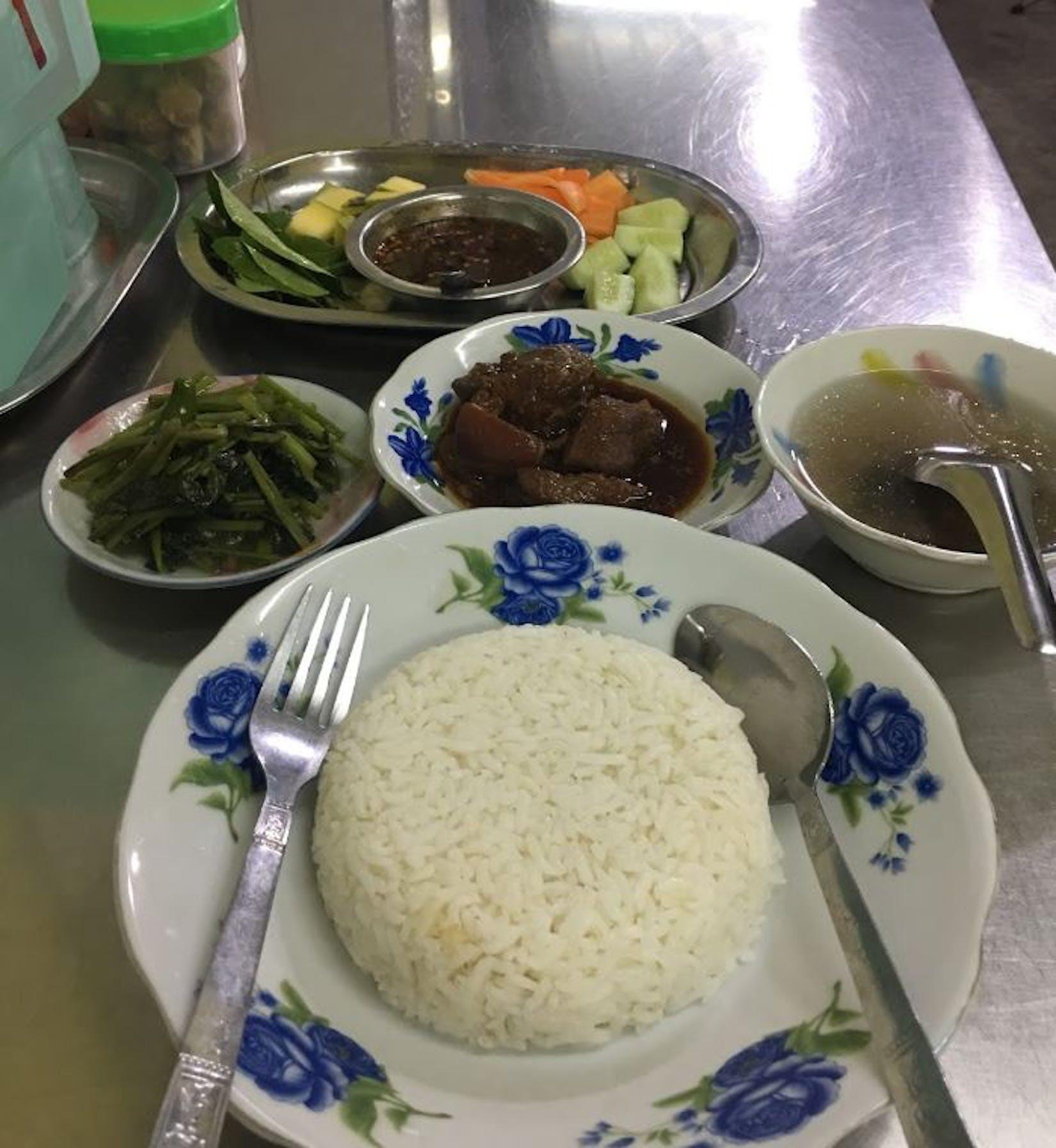 Kabar Shar Myanmar Restaurant | yathar