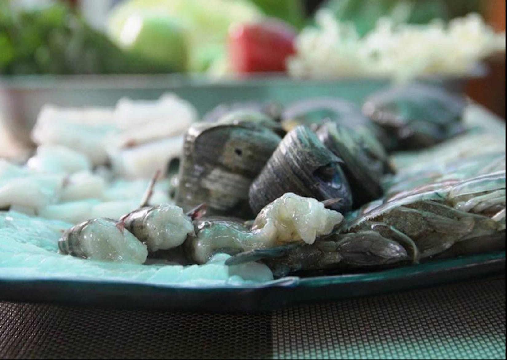 Siberia Seafood Special | yathar