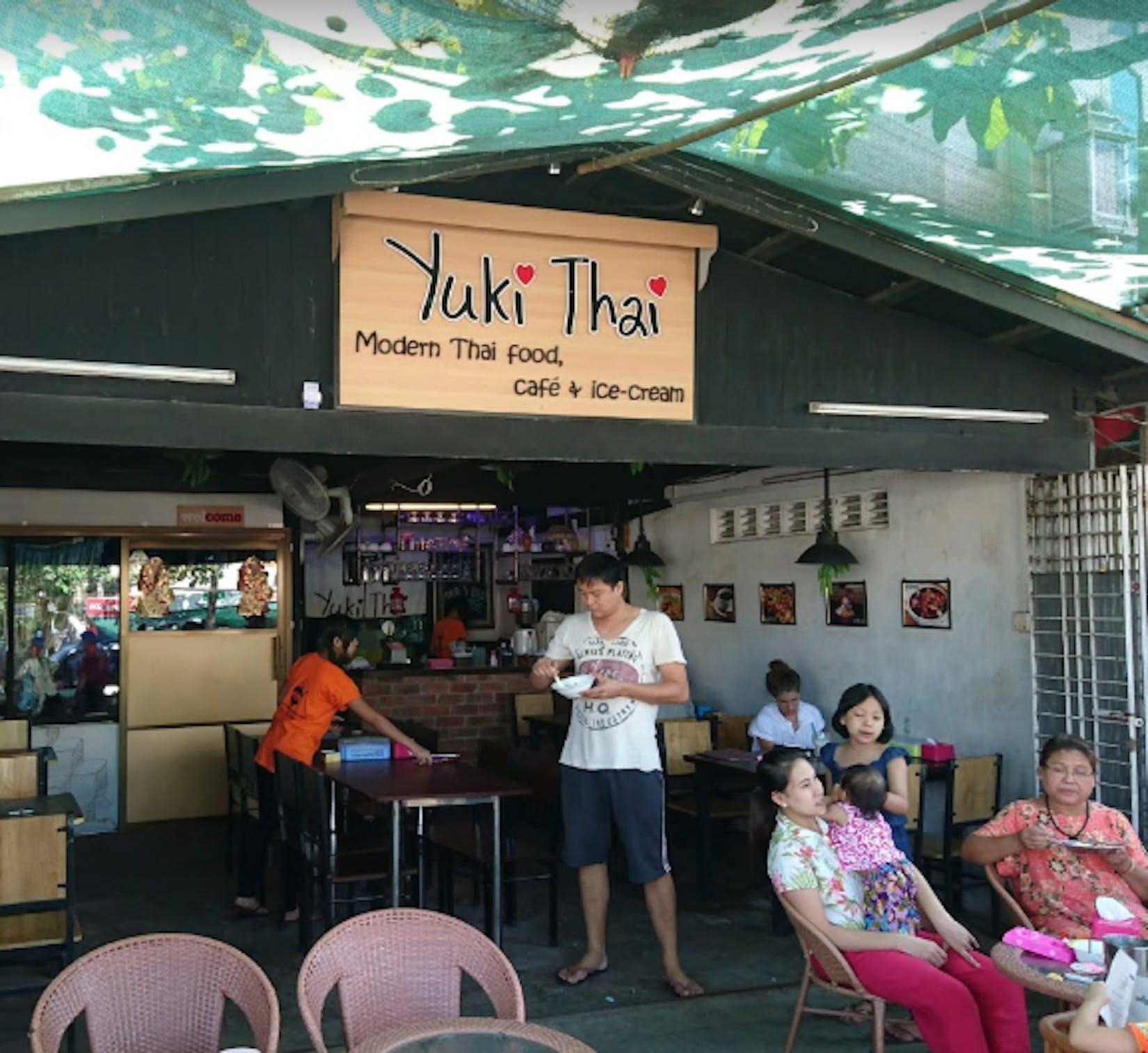 Yuki Thai Restaurant   yathar