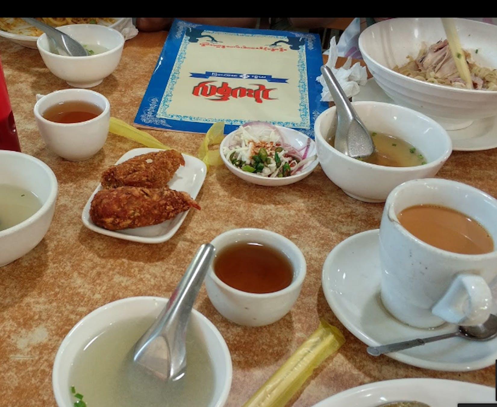 Thone Pan Hla Tea Shop | yathar