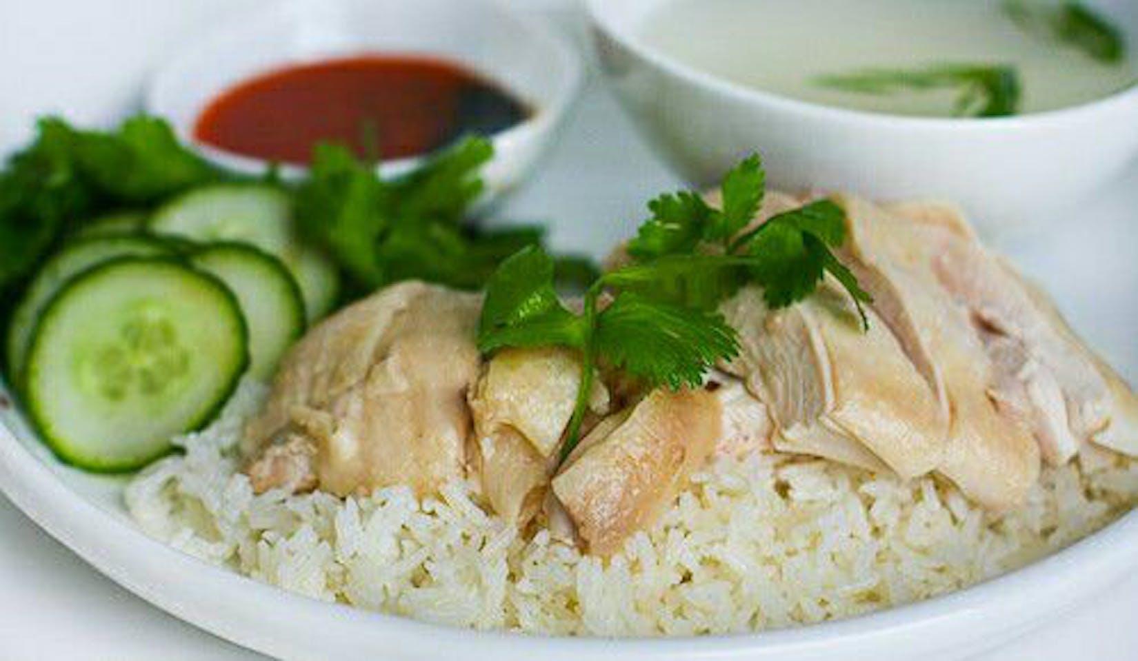 Super Rice (Chicken Rice)   yathar