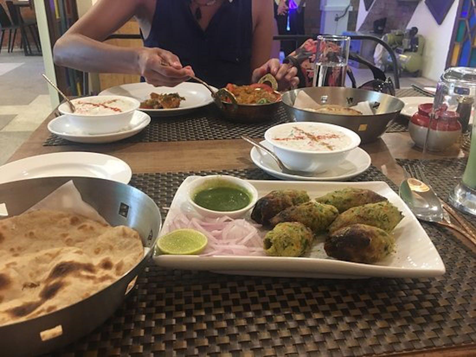 Vedge Indian Restaurant | yathar