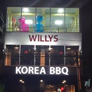 Willy's Korea BBQ | yathar