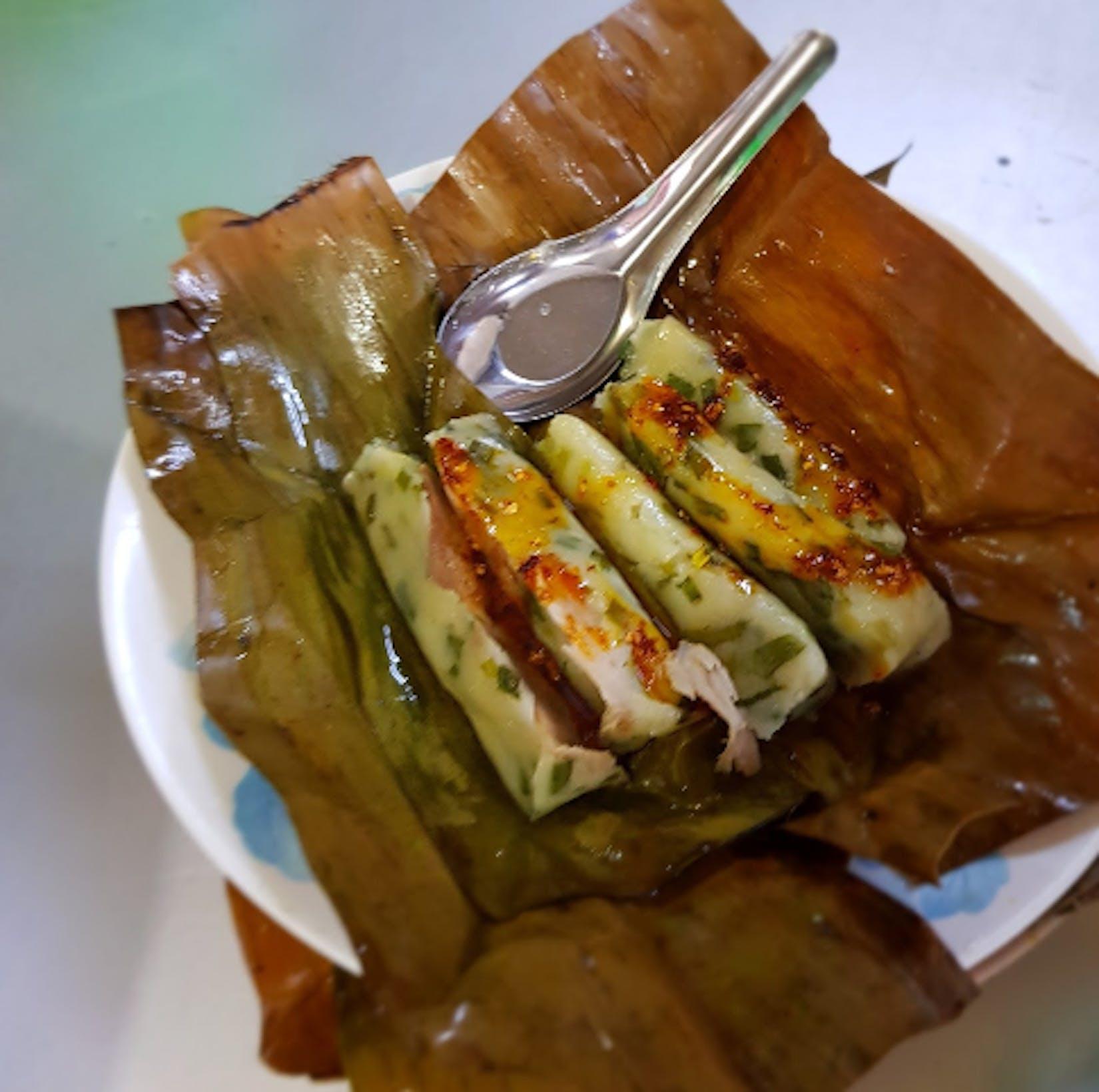 Mingalar Traditional Food   yathar