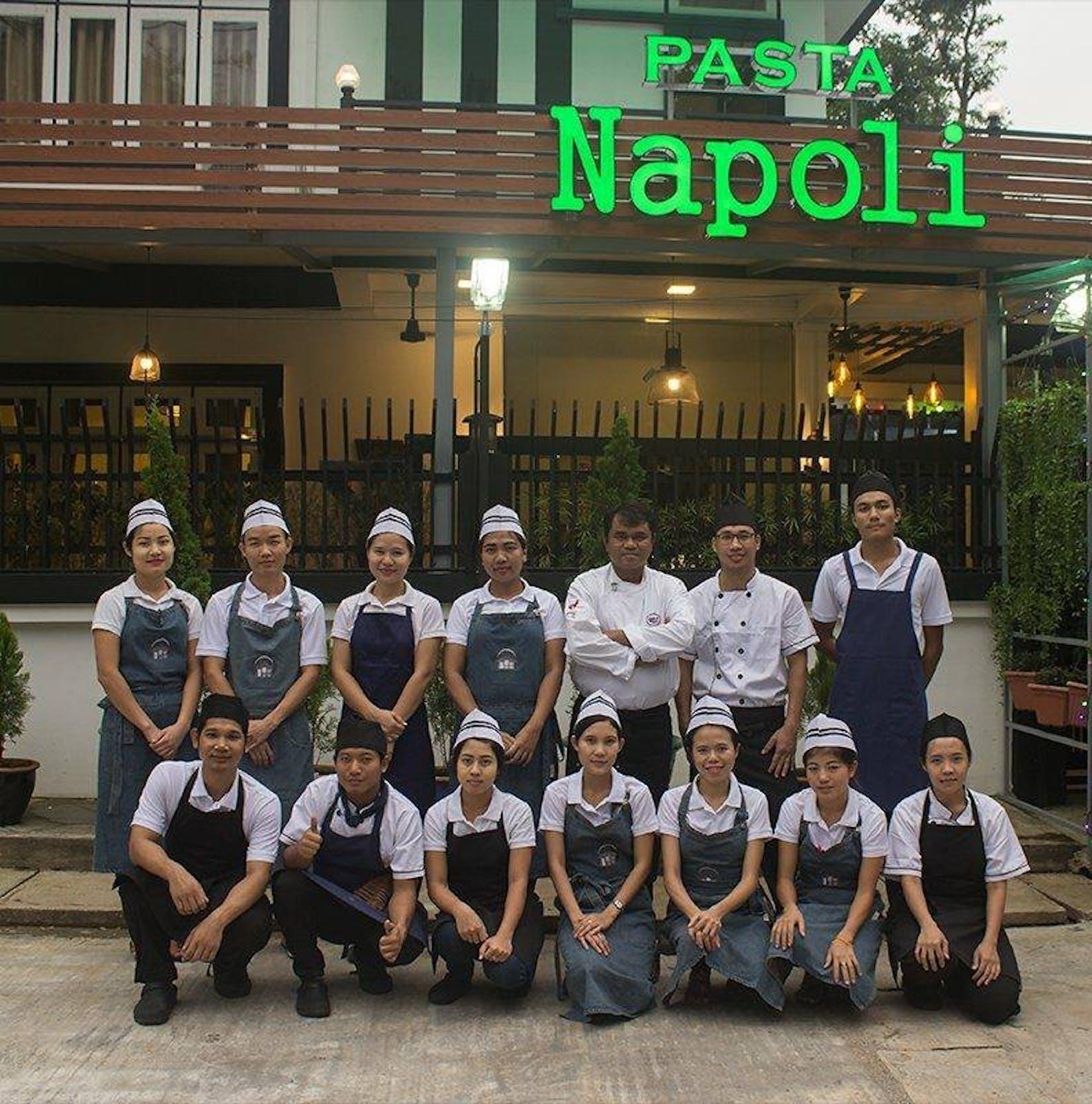 Pasta Napoli | yathar