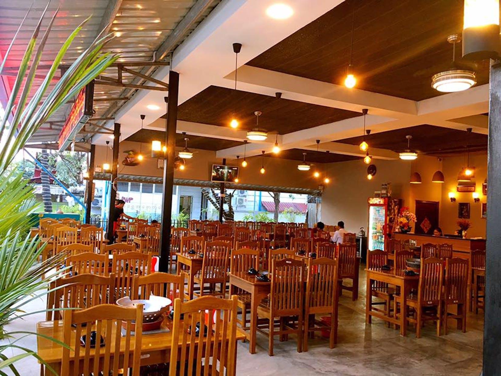 Wanthar Myanmar BBQ Buffet | yathar