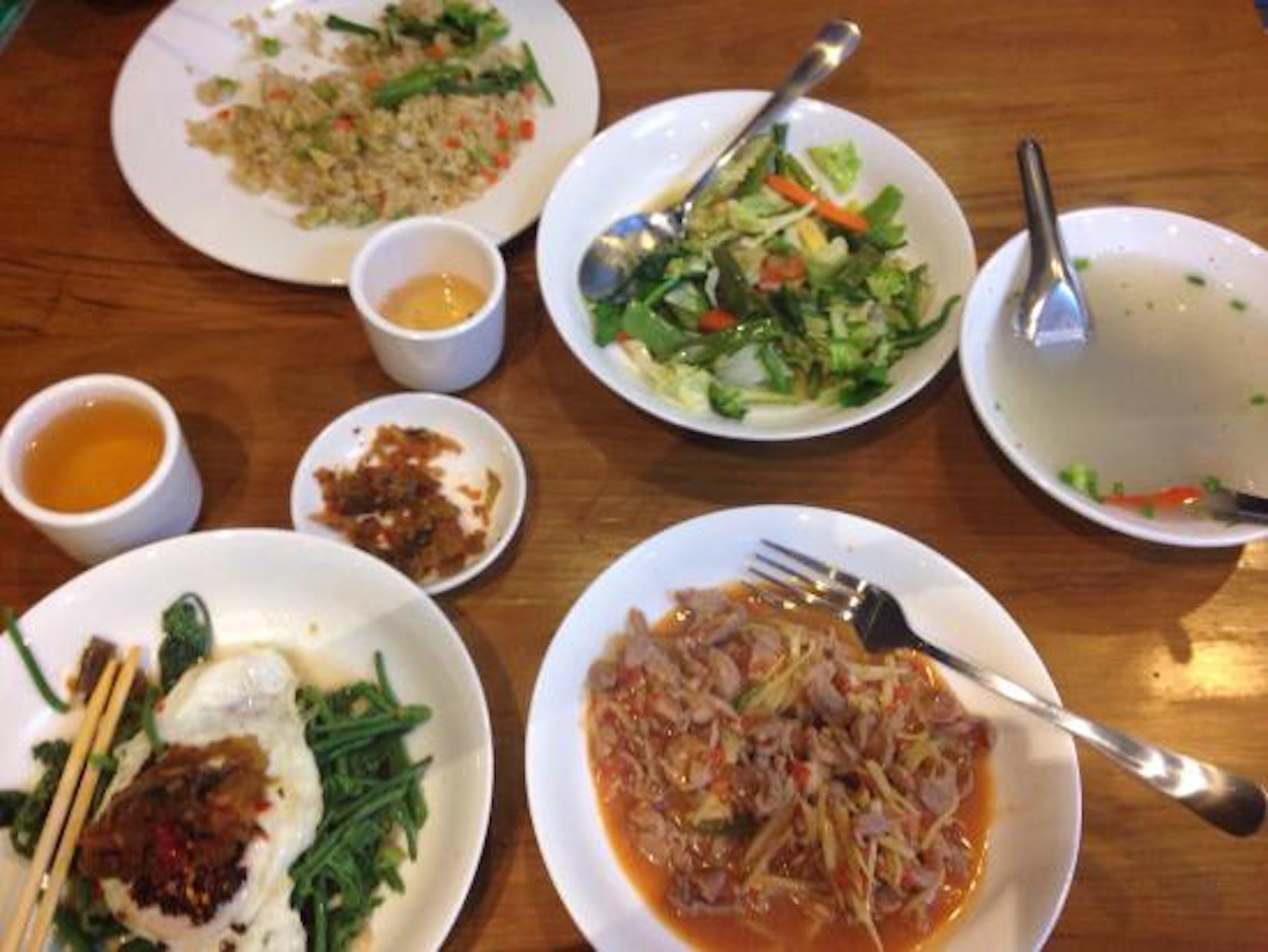 Cherry Yeik Shan Food Center | yathar