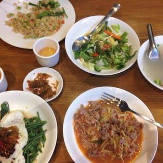 Cherry Yeik Shan Food Center   yathar