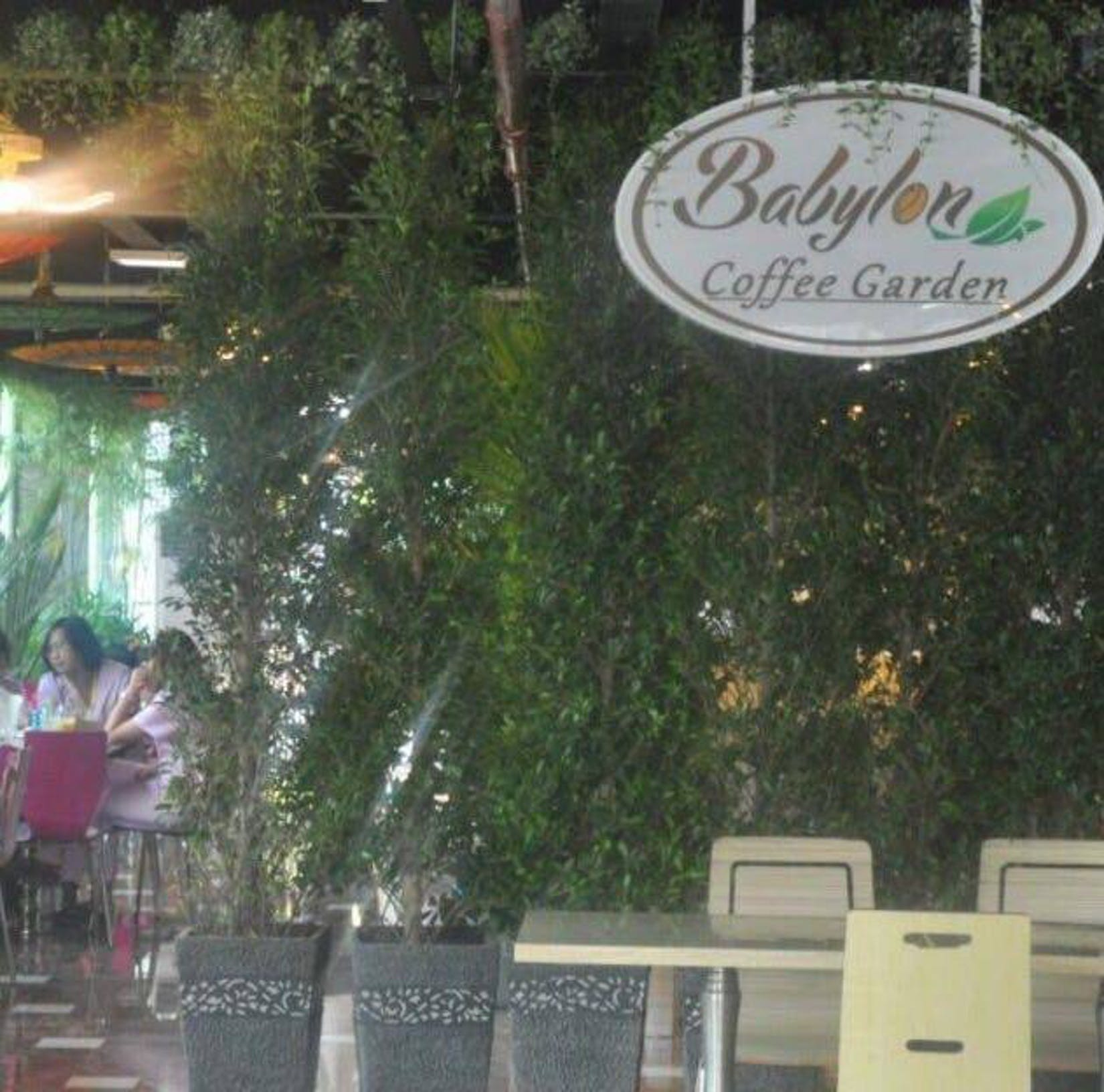 Babylon Coffee Garden | yathar