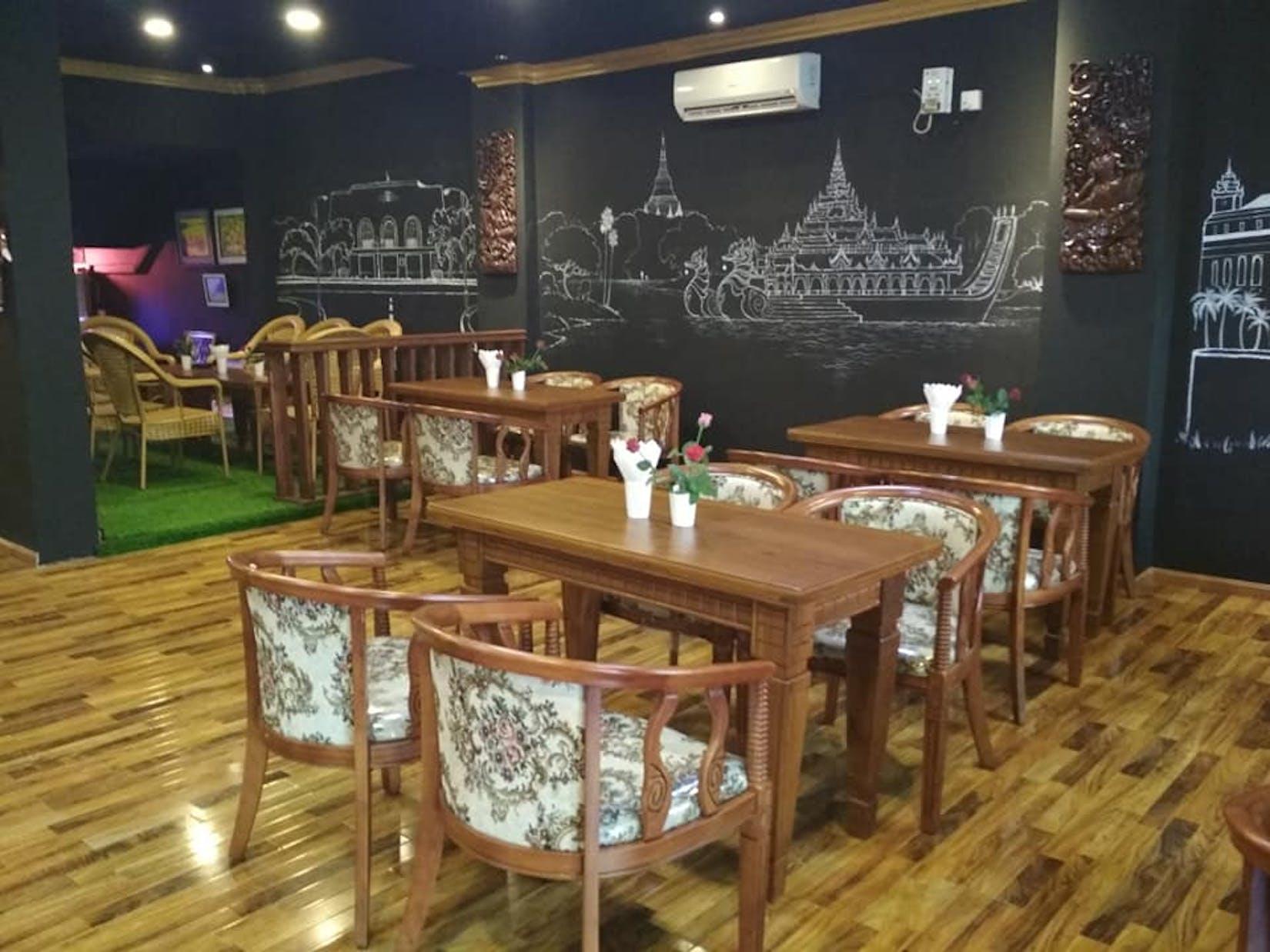 Yangon Bar | yathar