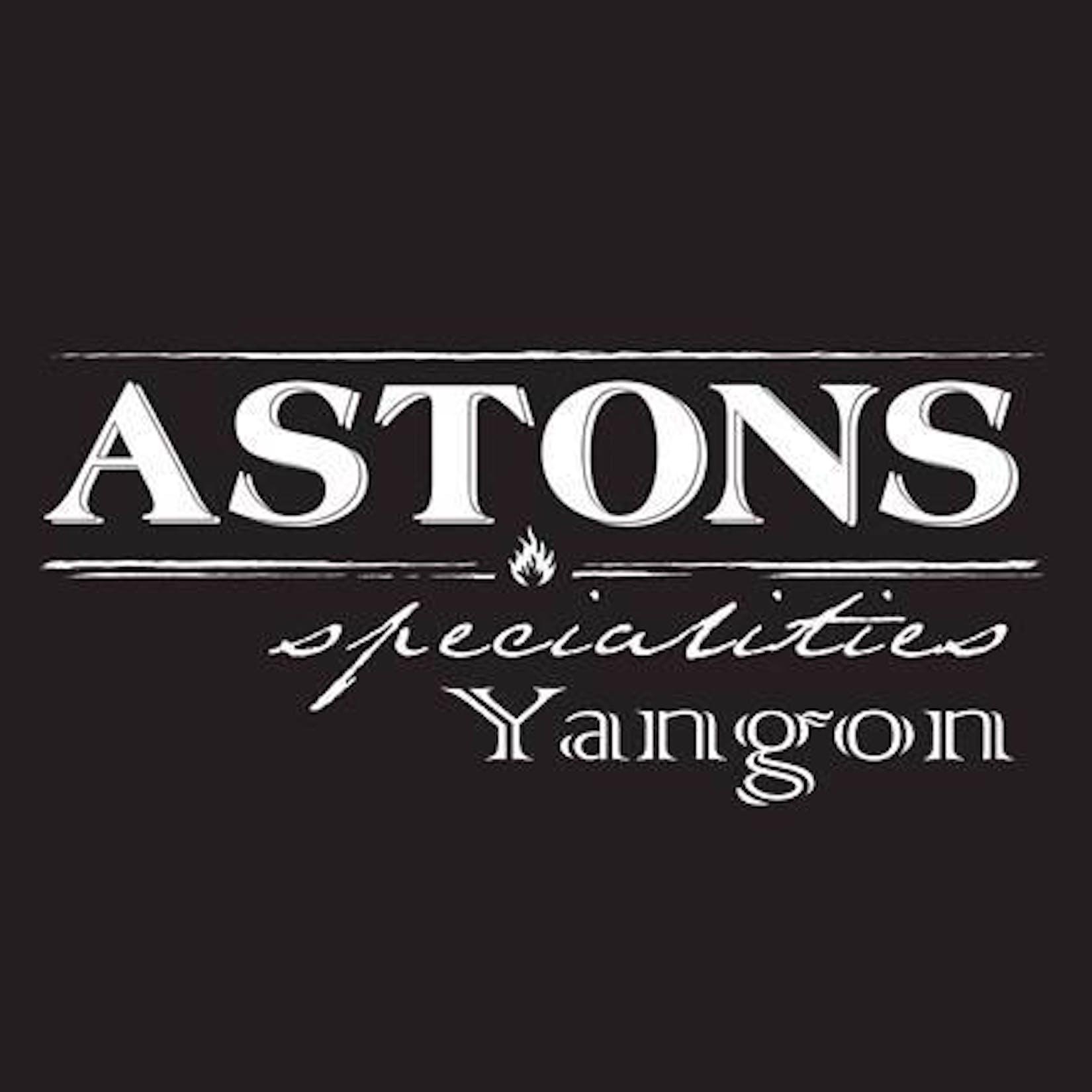 astons specialities yangon | yathar