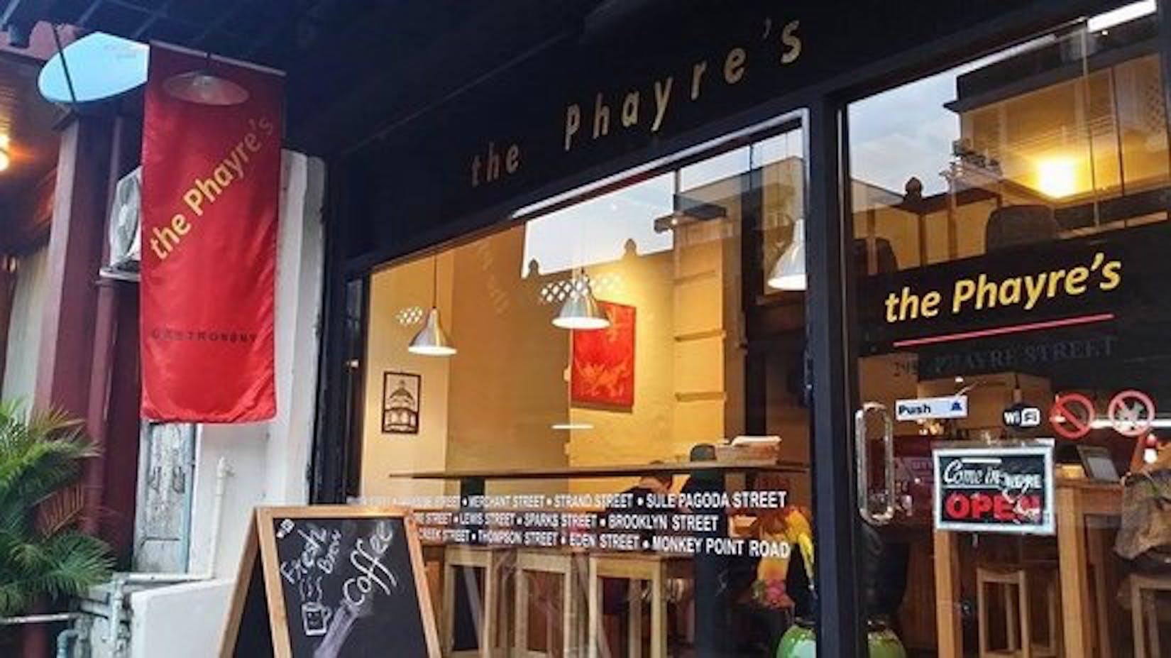 The Phayre's Gastronomy | yathar