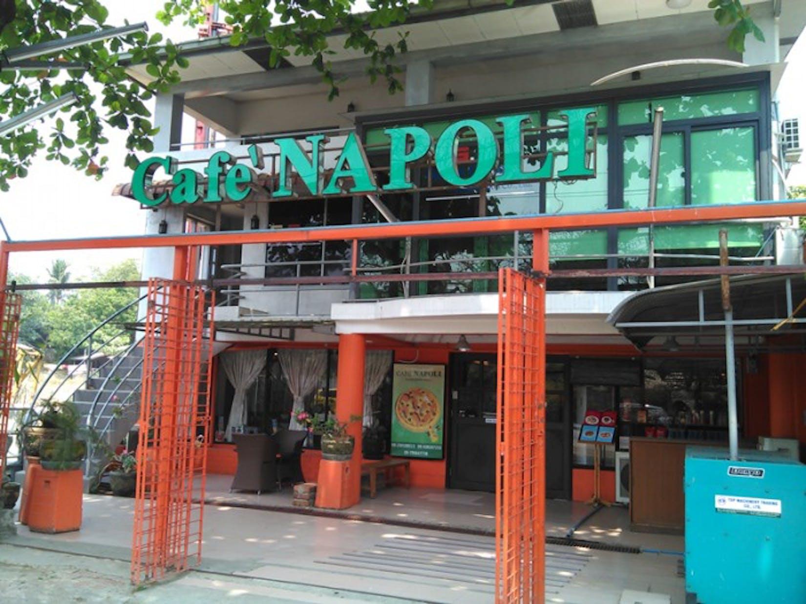 Cafe' NAPOLI | yathar