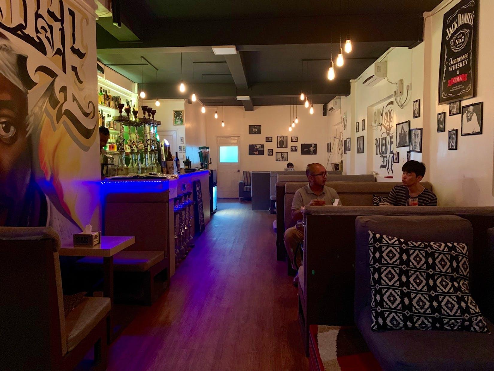 Paradise Shisha Bar & Dining | yathar