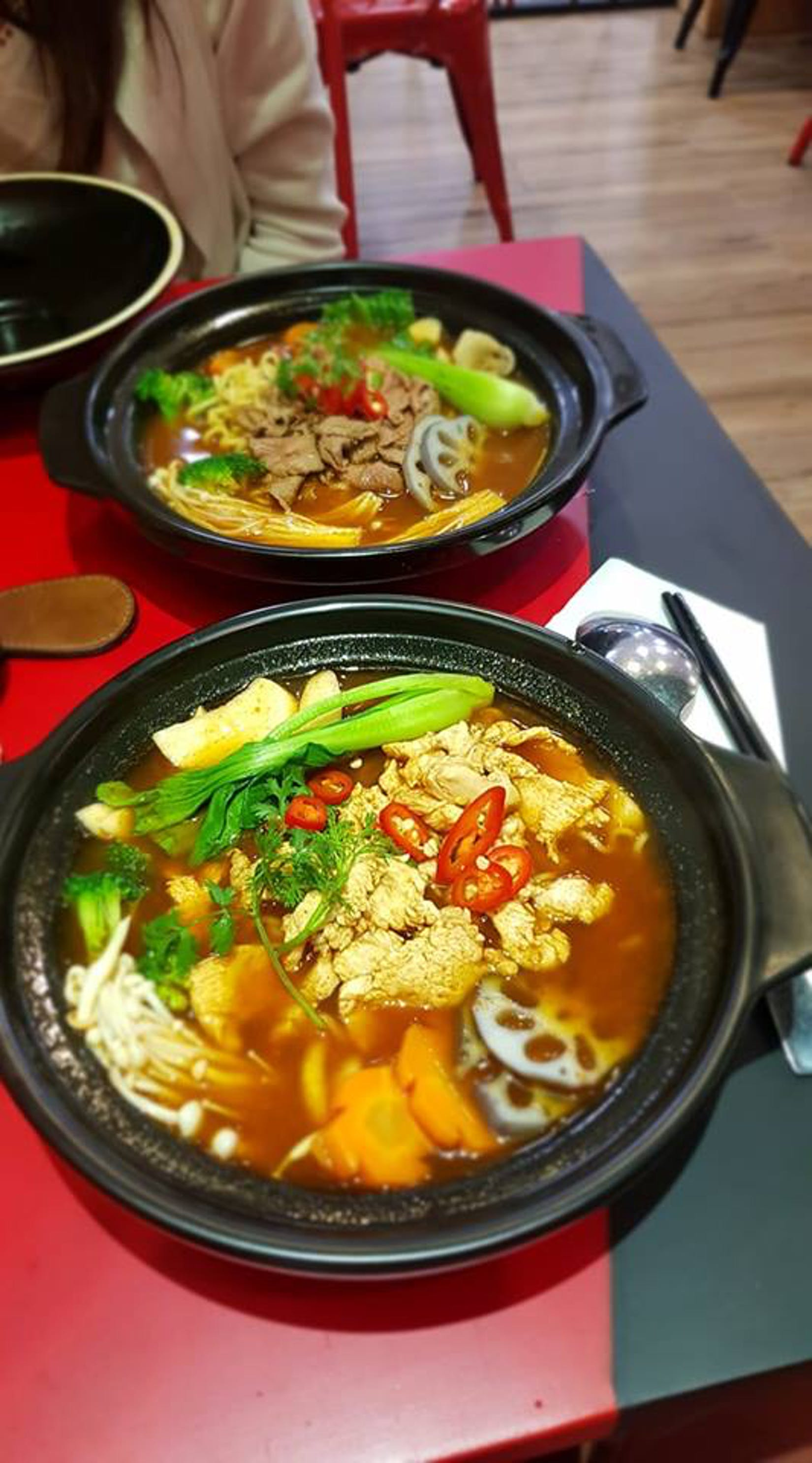 Chilli Boom Spicy Noodle | yathar