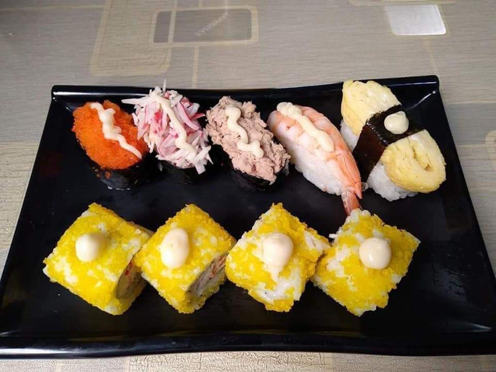 Tokyo's Street (Sushi & Japanese Food) | yathar
