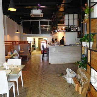 Bar Street Restaurant   yathar