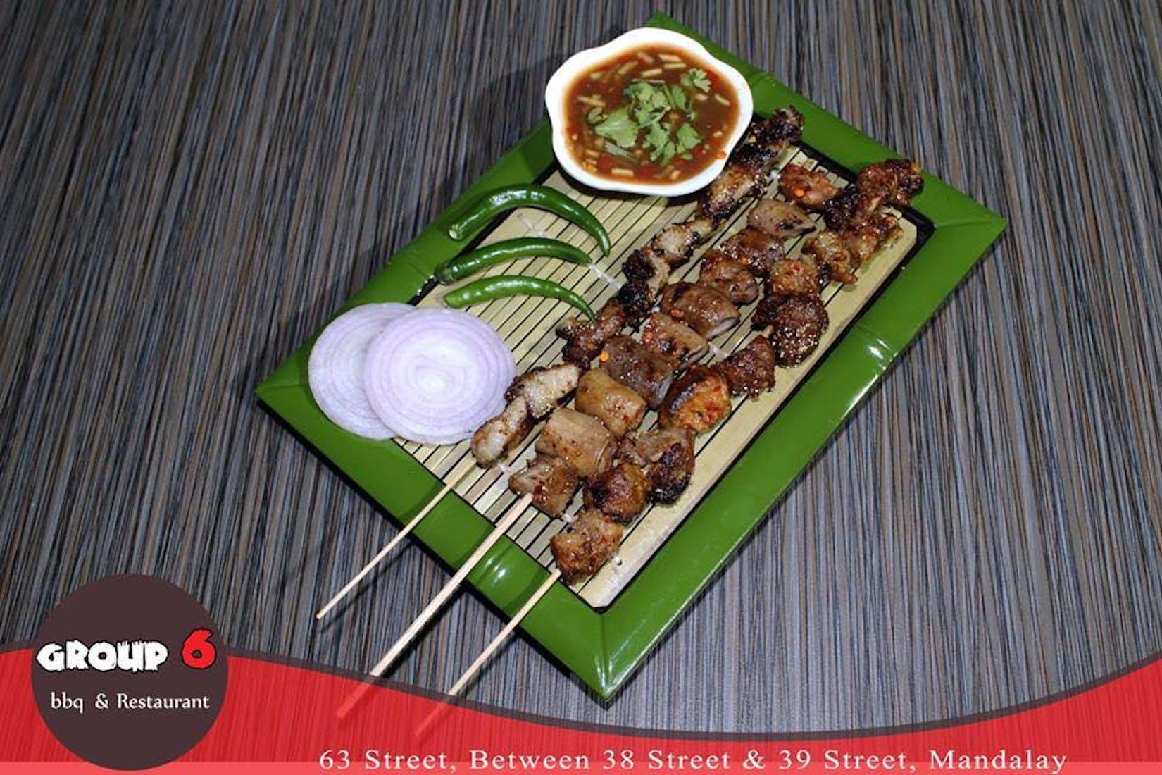 Group 6 bbq & Restaurant | yathar