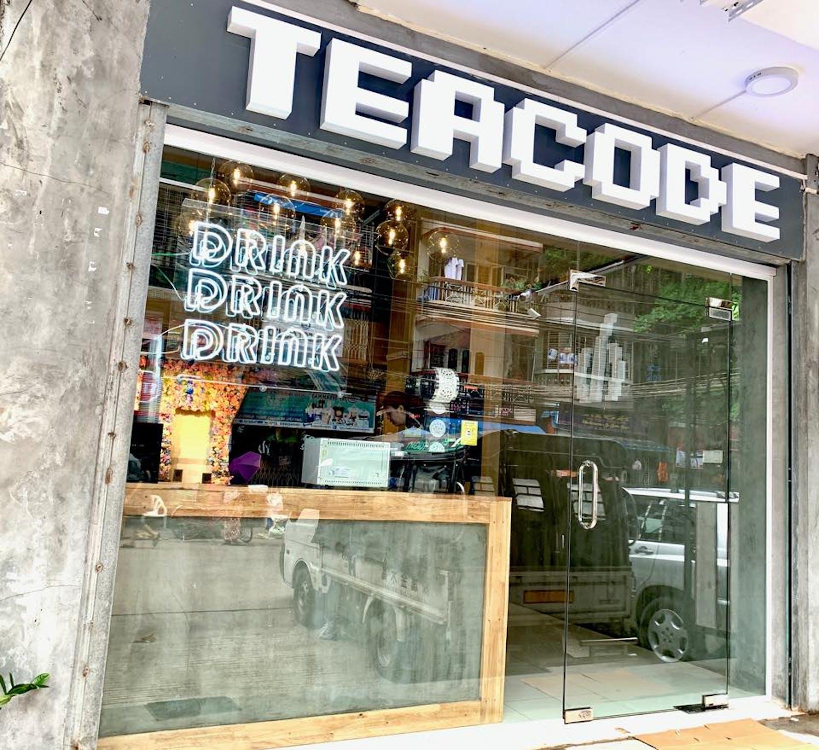 TeaCode Drinks&Snacks | yathar