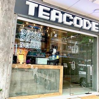 TeaCode Drinks&Snacks   yathar