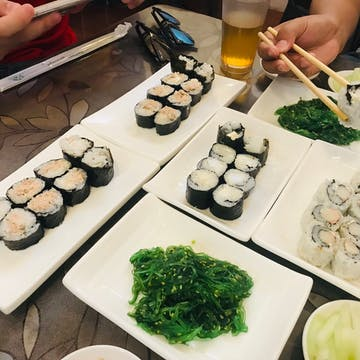 Yoeyar Sushi photo by Kyaw Win Shein  | yathar