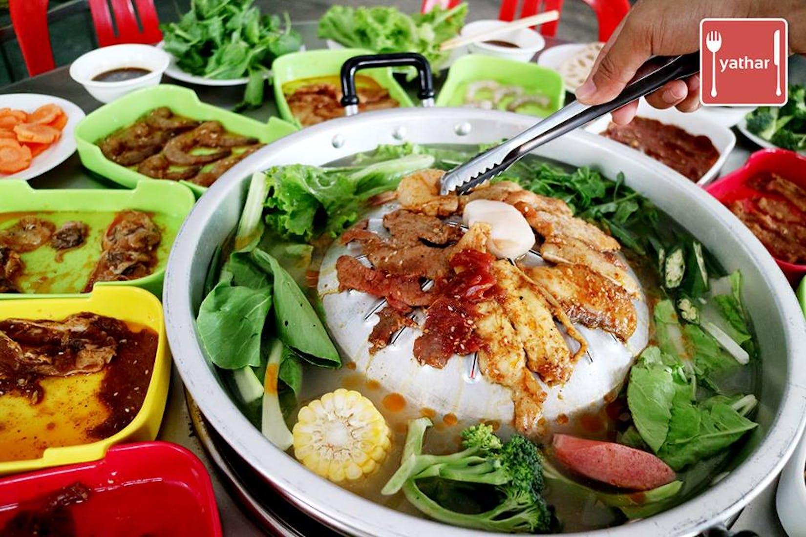 Oppa Korea Hotpot&BBQ | yathar