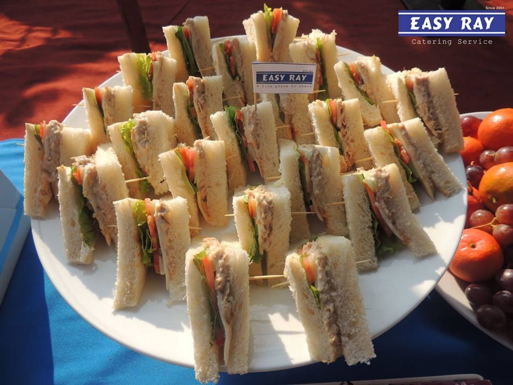 EASY RAY Catering | yathar
