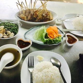 Ma Ei Pork Stick (U Chit Maung Road) | yathar