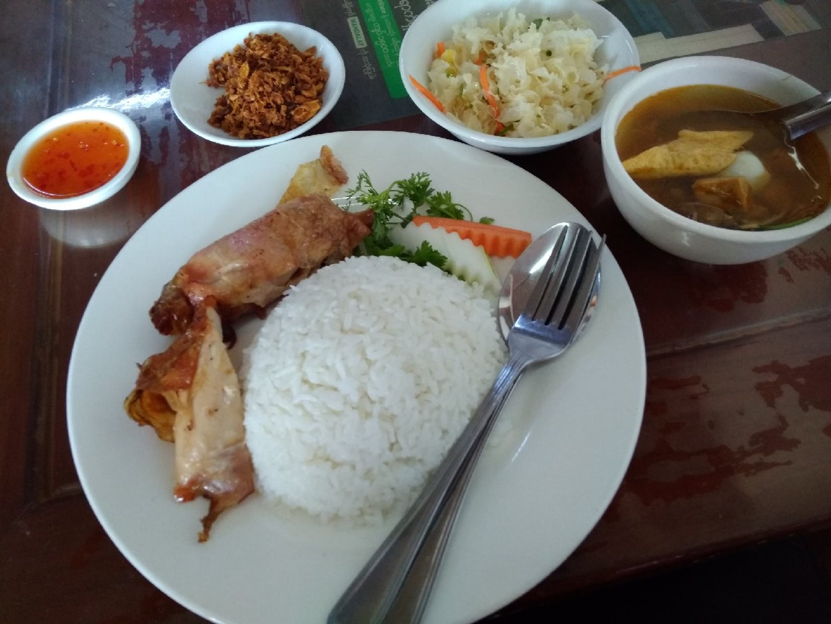 Shan Ma Lay Chicken Rice & Pilau | yathar