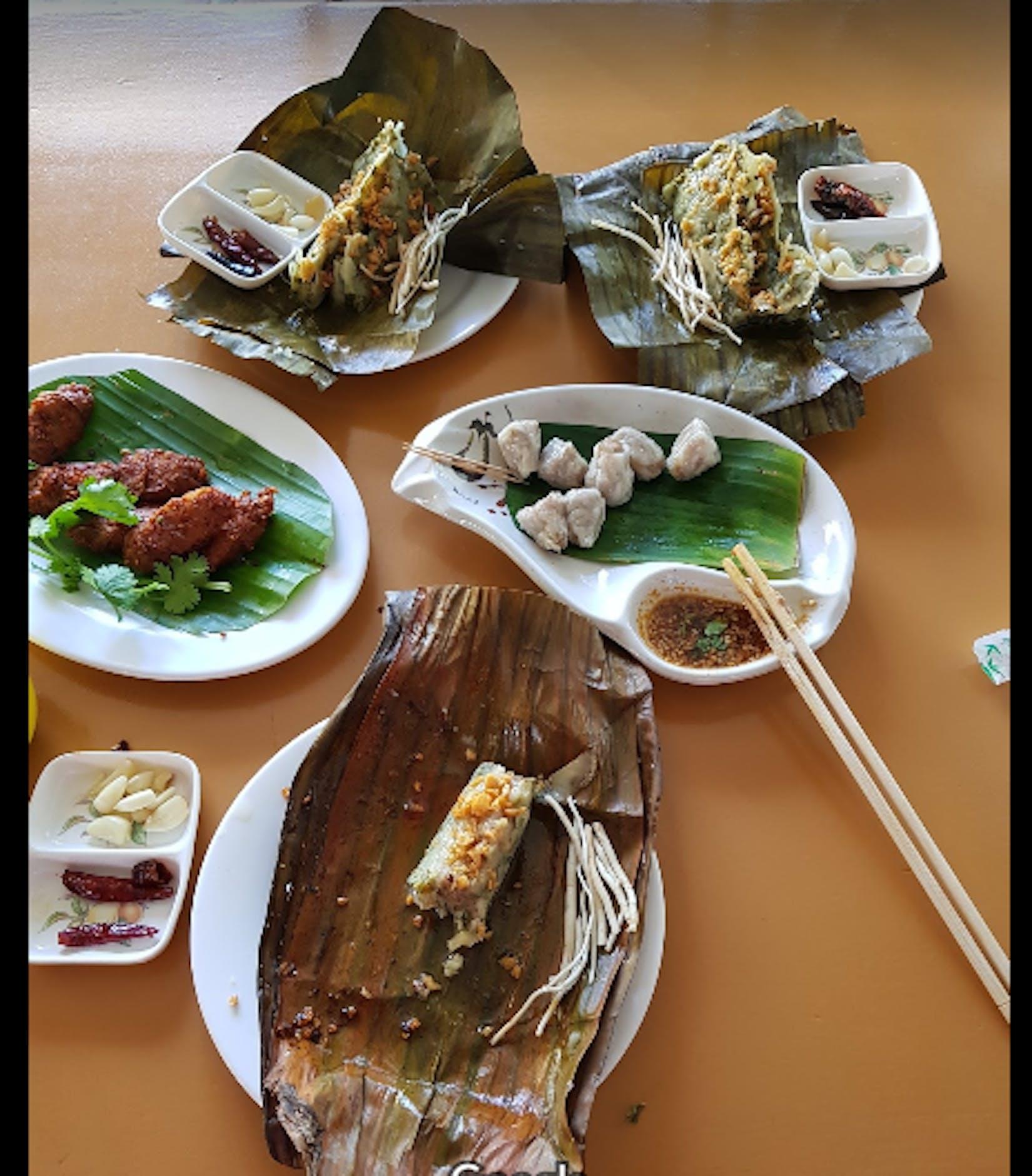 123 Food Centre Mandalay | yathar