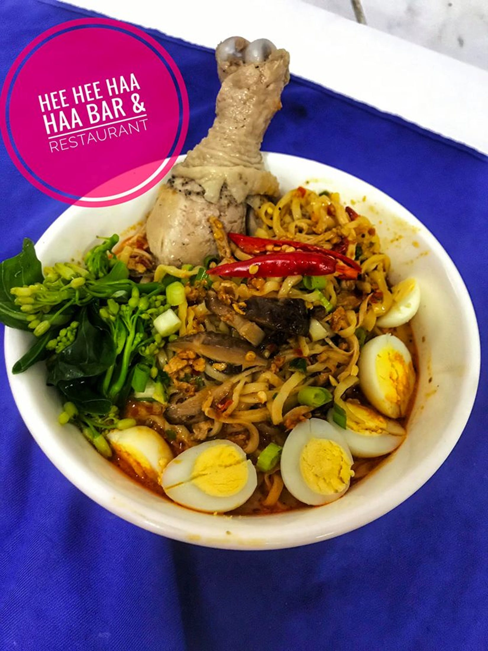 Hee Hee Haa Haa Bar & Restaurant | yathar