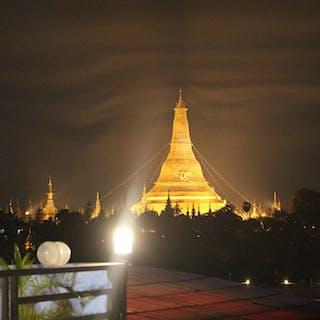 Sky Bar at Yangon International Hotel | yathar